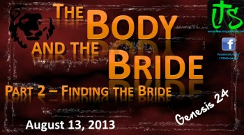 The Body and the Bride, Part 2