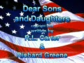 Dear Sons and Daughters