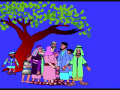 Zacchaeus - the tax-collector