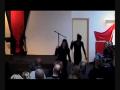 Pure Passion dans tijdens de inzegeningsdienst