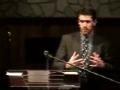 Daniel Royo Sermon 1-2-10  Part 2