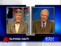 "Pat Robertson Calls the Haitian Earthquake both ""God's Punishment"" and a ""Blessing in Disquise"""
