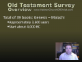 How To Understand The Old Testament 1, Bible Study Louisville KY