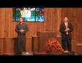 Rev Richard Ray and Pastor Ryan Dennis Perform