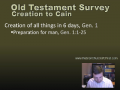 Did God Create The World In Six Days? Bible Study Louisville KY