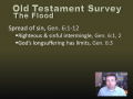 Was The Flood Global? Church of Christ Bible Study Louisville KY