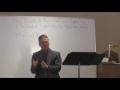 61a- The Book of Revelation (Chapter 2:18a) - Billy Crone