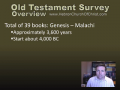 Bible Study Louisville KY, How To Understand The Old Testament 1