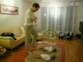 Father and twins(funny)