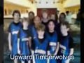 Timberwolves Message to Andy