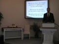 Sunday Worship Service, January 24, 2010