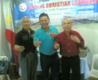 Philippines christian leaders support volunteers for a change