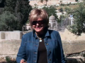 Kay Arthur in Jerusalem for the New Jesus Movie