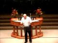 11/22/2009 Praise Worship Service Sermon
