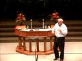 12/06/2009 Praise Worship Service Sermon