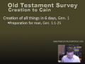 Was The Earth Created In Six Days? Bible Study Louisville KY