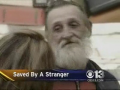 Once homeless dad is reunited with daughter 35 years later