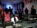 Children Worshiping and praising!