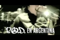 P.O.D. en Argentina