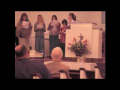 My Family Singing At Church