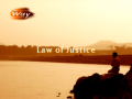 Law of Justice (The Way 299 - Photo Essay by Rev.Dr.Jaerock Lee)