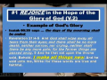 DVD#460 The Story Of Our Glory Part_Four