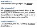 Ephesians - Lesson 2 - The Sovereignty of God