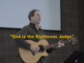 God is the Righteous Judge