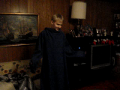 The Snuggie Moon Walk
