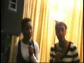 AMAYZ at FAVAs Christmas Program singing Every Day Like Christmas