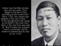 Watchman Nee - The Importance of Brokenness (Part 1 of 2)