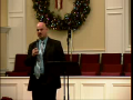 Community Bible Baptist Church 12-13-09 Sun PM Preaching 3of3