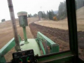 Fall plowing!