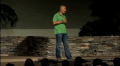 Francis Chan and his Daughter