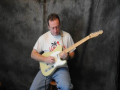Pastor Jams on Guitar - Steven Lee Thornhill