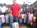 Butare Parish Water System Dedication Success Story