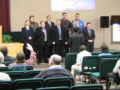 Teen Challenge visits Lebanon Assembly of God part 2