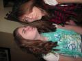 Allie and Abby
