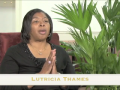 Lutricia Thames Mime Sign & Dance