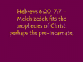 The Pathway to the Place of Jehovah Jireh, #12