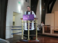 March 7th 2010 Sermon