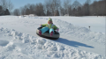 Snow Tubing at Avalanche Xpress, Meadville PA