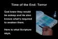 Terror in the Time of the End