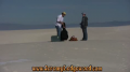 CD Cover Photo Shoot - White Sands NM - Part 2