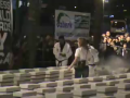 Guy Literally Breaks Concrete Breaking World Record
