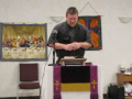March 20th 2010 Sermon