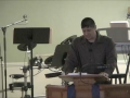 Foundation Bible Church, February 28, 2010, The Book of Psalms special worship service, Week Three, Part 1 of 2