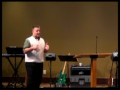 THE SECOND MESSAGE OF PALM SUNDAY - Pt 1 of 2 - By: Tim Hall