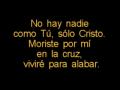 Solo Cristo (None But Jesus) Hillsong United