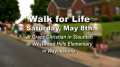 Walk for Life 2010 Commercial
